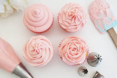 5 TIPS TO BAKE THE PERFECT CUPCAKE