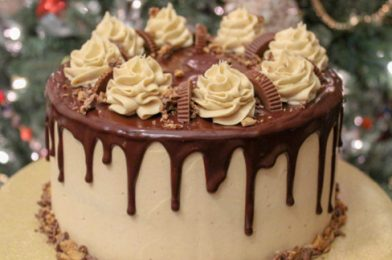 How To Make Chocolate Peanut Butter Cake