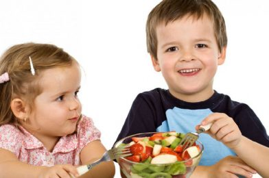 Foods That Are Beneficial And Harmful To Children's Teeth