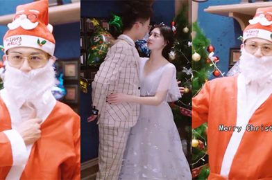 What the couple will do on Christmas holidays?