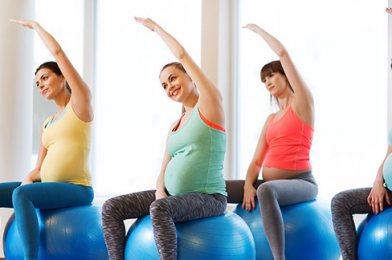 5 Simple Pregnancy Exercise
