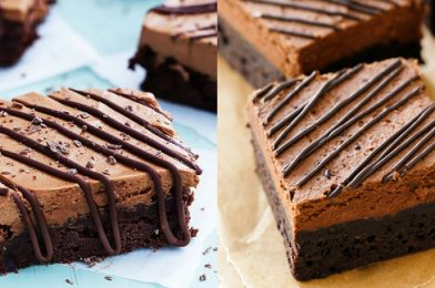 Let's Make Chocolate Mousse Brownies