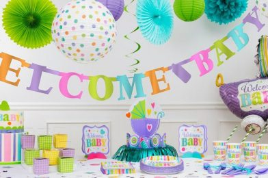 Welcome Baby Party Ideas