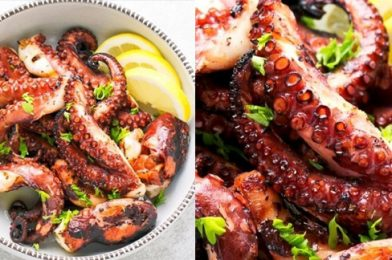Grilled Octopus For A Mouth-Watering Meal Idea