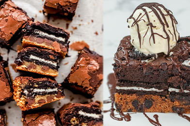 How To Make Ultimate Slutty Brownies