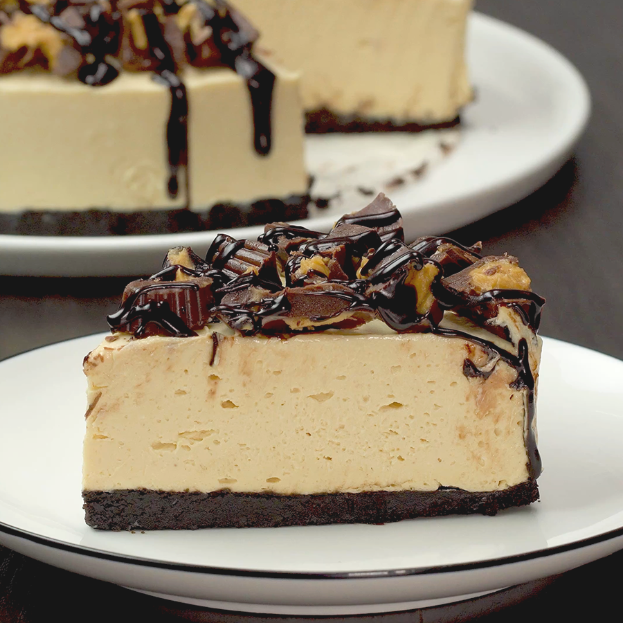 final result cheesecake
