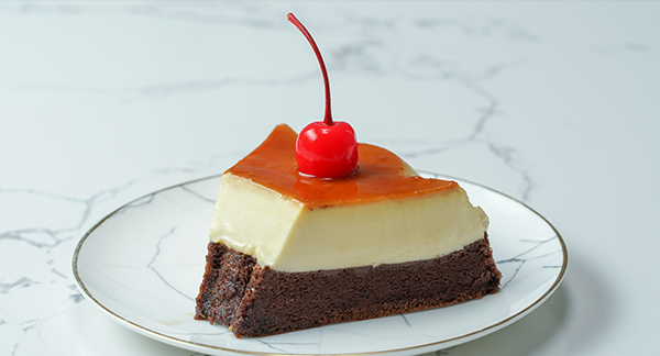 Chocoflan Recipe from scratch thumbnail