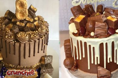 How To Make A Crunchie Cake For Your Party