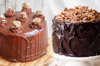 Soft and Delicious Eggless Chocolate Cake Recipe