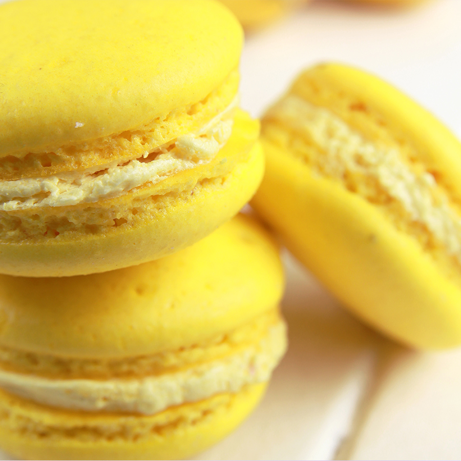 Passion Fruit Macaroons Recipe no seed