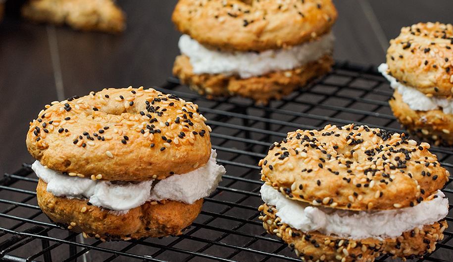 Whole Wheat Everything Bagel Recipe How To
