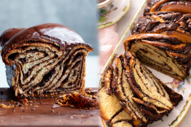 Sweet, Soft and Buttery Dessert That You Will Love At First Try! – Chocolate Babka Recipe