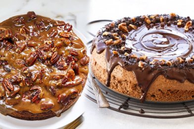 It's Time To Make New Things And Amaze Your Beloved Ones! – Cocoa Pecan Torte Recipe