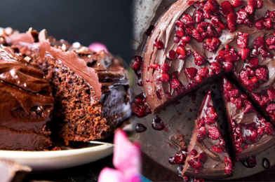 An Ideal Moist And Rich Decadent Chocolate Beetroot Cake Recipe